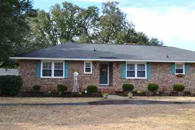 Conway Single Family Home For Sale: 2593 Long Ave Ext