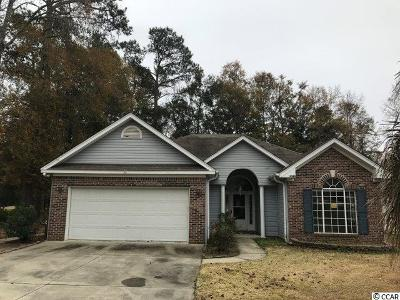 Little River Single Family Home For Sale: 4348 Oakwood Circle