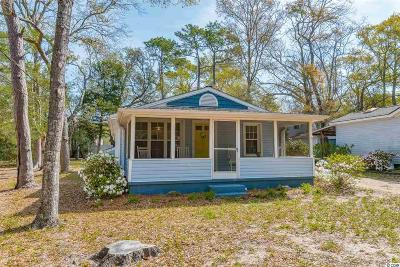 North Myrtle Beach Single Family Home For Sale: 604 Moore St