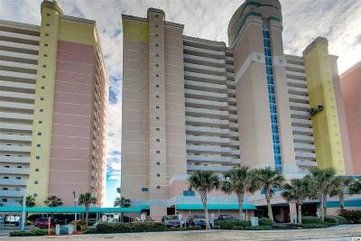 North Myrtle Beach Condo/Townhouse For Sale: 2701 S Ocean Blvd #705