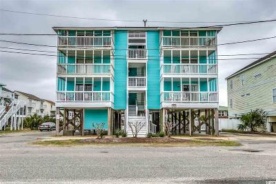 North Myrtle Beach Condo/Townhouse For Sale: 214 30th Ave North #202 #202