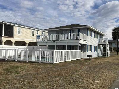 North Myrtle Beach Single Family Home For Sale: 4607 Lake Drive