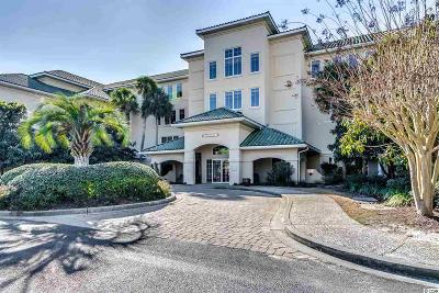 North Myrtle Beach Condo/Townhouse For Sale: 2180 Waterview Drive #325