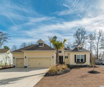 North Myrtle Beach Single Family Home For Sale: 1824 Lake Egret Drive