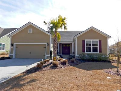 North Myrtle Beach Single Family Home For Sale: 1916 Lake Egret Drive