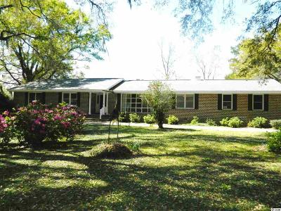 Georgetown Single Family Home For Sale: 237 Roberts Road