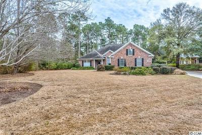 Pawleys Island Single Family Home Active-Pending Sale - Cash Ter: 981 Heritage Drive