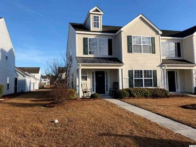 Myrtle Beach SC Condo/Townhouse Sold: $167,900