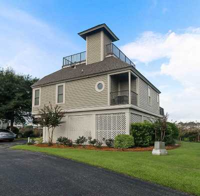 North Myrtle Beach Single Family Home For Sale: 1659 Harbor Dr