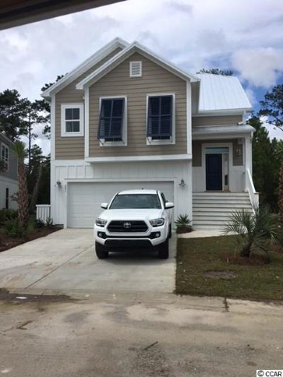 Murrells Inlet Single Family Home Active-Pend. Cntgt. On Financi: 281 Splendor Circle