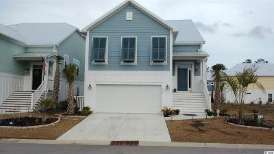 Murrells Inlet Single Family Home For Sale: 516 Chanted Dr