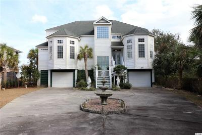 Murrells Inlet Single Family Home For Sale: 2 Gillette Place