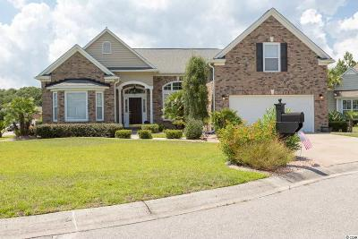 Murrells Inlet Single Family Home For Sale: 3 Turnberry Ct