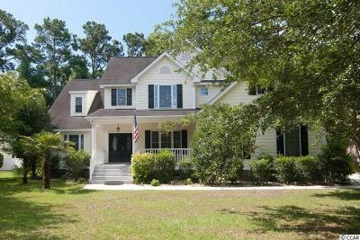 Pawleys Island Single Family Home For Sale: 119 Olde Canal Loop