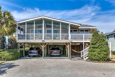 Pawleys Island Single Family Home For Sale: 833 Parker Drive