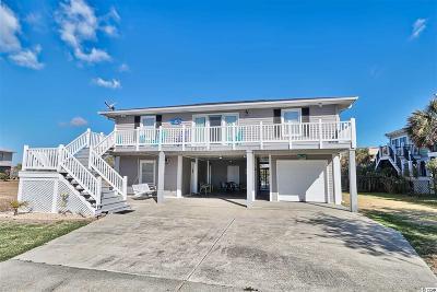 Garden City Beach Single Family Home For Sale: 1617 Dolphin Street