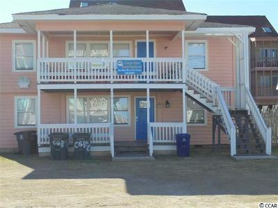 North Myrtle Beach Multi Family Home For Sale: 215 N 30th Avenue