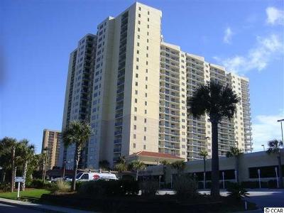 Myrtle Beach Condo/Townhouse For Sale: 8560 Queensway Boulevard #1502