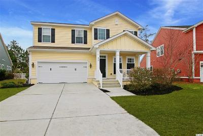 Murrells Inlet Single Family Home For Sale: 973 Refuge Way