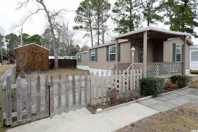 Myrtle Beach SC Single Family Home Active-Pending Sale - Cash Ter: $44,990