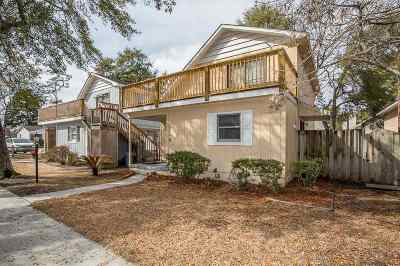 North Myrtle Beach Single Family Home For Sale: 508-B Rosemary Lane