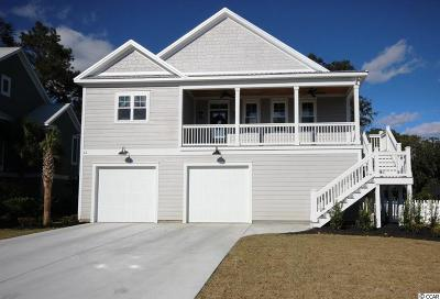 Murrells Inlet Single Family Home For Sale: 22 Cottage Dr.