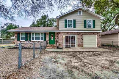 Conway Single Family Home Active-Pend. Cntgt. On Financi: 417 Palmetto Street