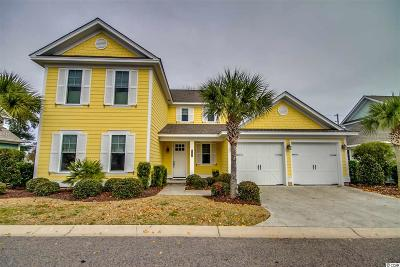 Myrtle Beach Single Family Home Active-Pend. Cntgt. On Financi: 570 Olde Mill Drive