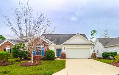 Murrells Inlet Single Family Home For Sale: 3162 Shorecrest Bay Drive