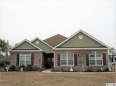 Conway Single Family Home For Sale: 307 Pineland Lake Drive