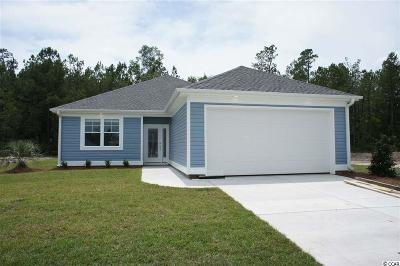 Conway Single Family Home For Sale: 3104 Slade Dr