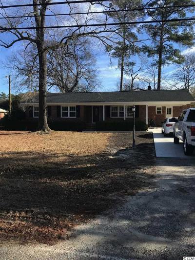 Conway Single Family Home For Sale: 1512 Lakeland Drive