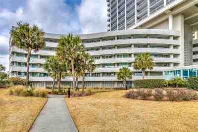 Myrtle Beach Condo/Townhouse For Sale: 9840 Queensway Blvd #124