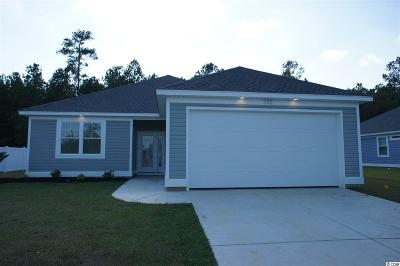 Conway Single Family Home For Sale: 3109 Shandwick Drive