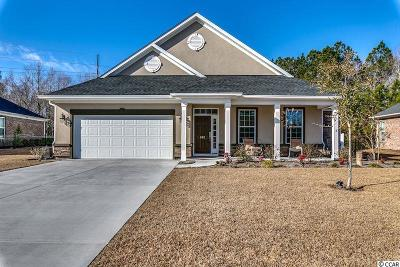 Myrtle Beach Single Family Home For Sale: 962 Henry James Drive