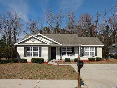 Conway Single Family Home For Sale: 1201 Lochwood Ln