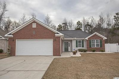 Conway Single Family Home For Sale: 121 Jessica Lakes Drive