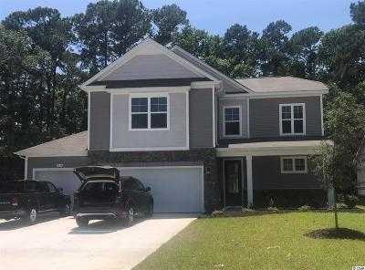 North Myrtle Beach Single Family Home Active-Pend. Contingent Contra: 1118 Inlet View Drive