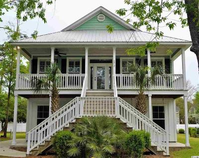 Murrells Inlet Single Family Home For Sale: 4812 S Hwy 17 Business
