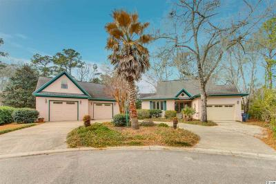 Pawleys Island Single Family Home For Sale: 109 Redwing Court
