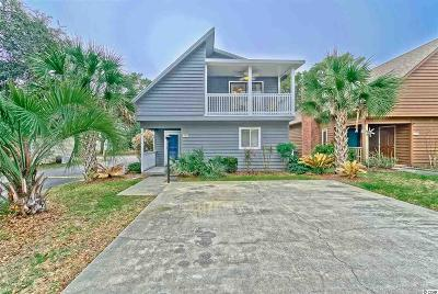 North Myrtle Beach Single Family Home For Sale: 401 Windy Lane
