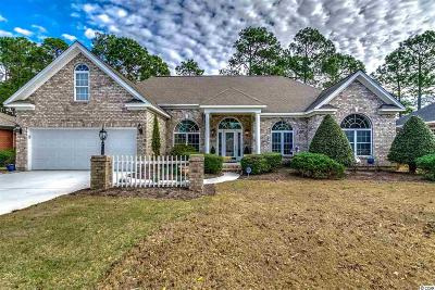 Myrtle Beach Single Family Home For Sale: 4229 Congressional Drive