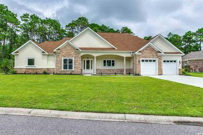 Horry County Single Family Home For Sale: 4261 Congressional Drive