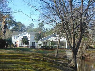 Conway Single Family Home For Sale: 1300 Lakeland Drive