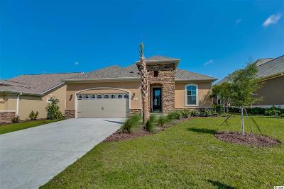 North Myrtle Beach Single Family Home For Sale: 2207 Via Palma Drive
