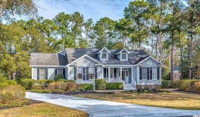 Pawleys Island Single Family Home For Sale: 1248 Heritage Drive