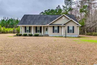 Conway Single Family Home For Sale: 1371 Singing Pines Drive