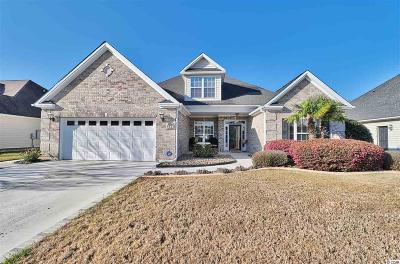 Murrells Inlet Single Family Home For Sale: 144 Fox Den Drive