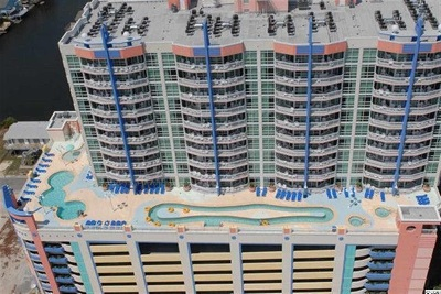 North Myrtle Beach Condo/Townhouse For Sale: 3601 N Ocean Blvd #1840