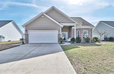 Myrtle Beach Single Family Home For Sale: 293 Seagrass Loop